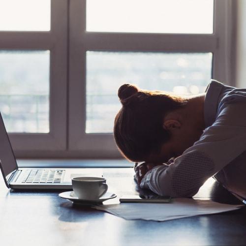 estrés y carga mental