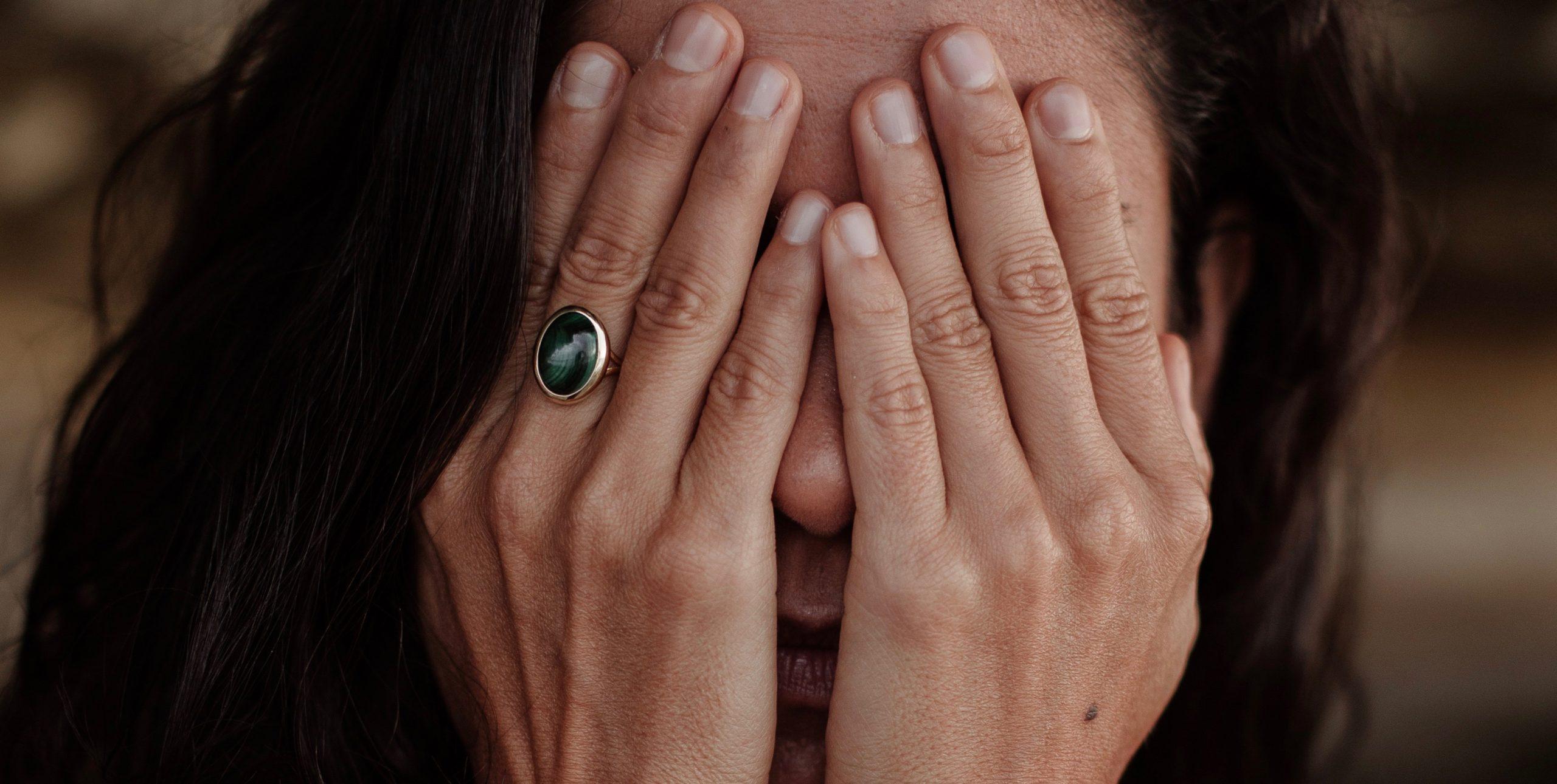Ansiedad y depresión, mujer, Serena Psicología